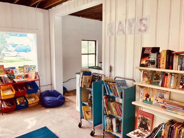 rays literacy room